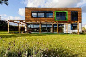 Progettazione Ville in Bioarchitettura | De Leo & Drasnar Architects | Torino