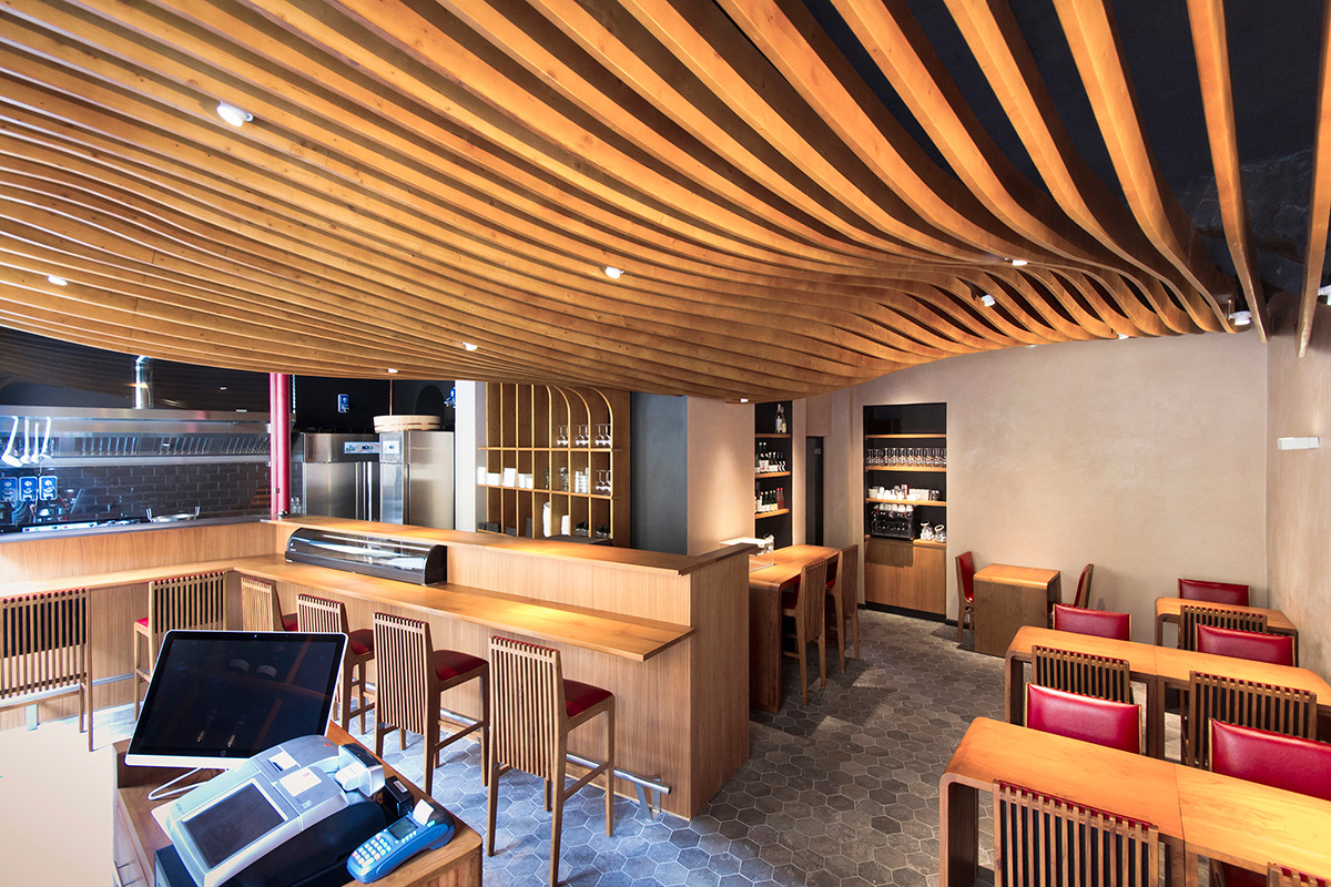 Progetti architettonici e interior Design per Ristoranti | De Leo & Drasnar