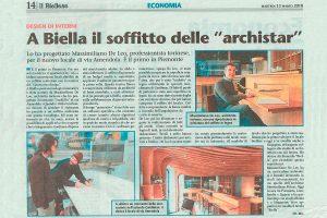 Progettazione di Soffitti in Generative Design | De Leo & Drasnar Architects Torino