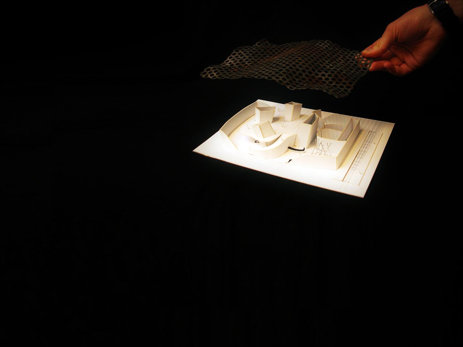 Proposta di progettazione di un museo contenente i prototipi della FIAT | De Leo & Drasnar